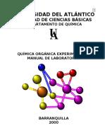 MANUAL PARCIAL DE QUIMICA ORGANICA 1