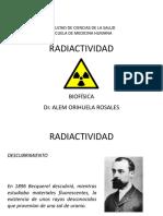 CLASE N° 3 - RADIACTIVIDAD