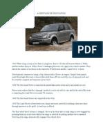 Kaustubh History of Land Rover