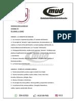 Programa Cátedra A