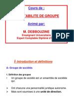 METHODES DE CONSOLIDATION FC07 2015