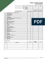 BE-WI-203-16-F01 Safety in Design Checklist Instrumentation.xlsx