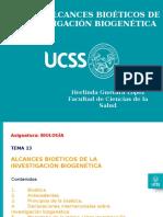 Biologia_2019_UCSS_Tema 13 Fac_Ciencias Salud