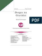 Livro - Drogas na Gravidez - Manual de Orientação - Febrasgo 1