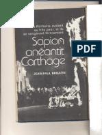 Scipion anéantit Carthage