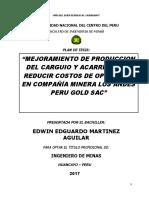 PLAN DE TESIS MARTINEZ