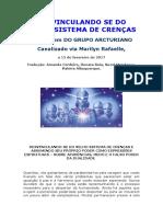DESVINCULANDO SE DO VELHO SISTEMA DE CRENÇAS Rafaelle  17 02 2017