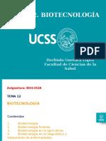 Biologia_2019_UCSS_Tema 12 Fac_Ciencias Salud