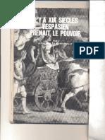 Vespasien Prend Le Pouvoir