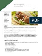recetasarabes.com-Falafel Receta auténtica y original