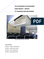 Air Craft Over Head Bin - Report