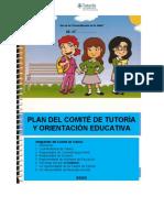 PLAN DEL COMITE DE  TUTORIA Y ORIENTACION EDUCATIVA_2020_INSTITUCIONAL