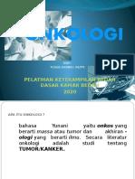 PPT Onkologi