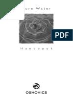 02. Lit- Pure Water Handbook