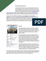 HISTORIA DEL BANCO INTERAMERICANO DE DESARROLLO