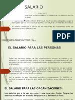 EL SALARIO  1a.