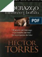 Liderazgo - Ministerio y Batalla - Héctor Torres.pdf