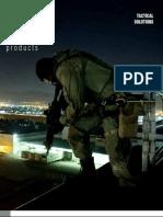 Petzl Tactical Solutions Equipment Brochure 2010 Lo Res