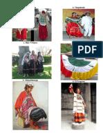 TRAJE TIPICO DE LOS 22 DEPARTAMENTOS DE GUATEMALA