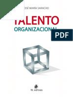 Talento organizacional - José María Saracho