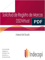 Manual DSD Virtual - indecopi