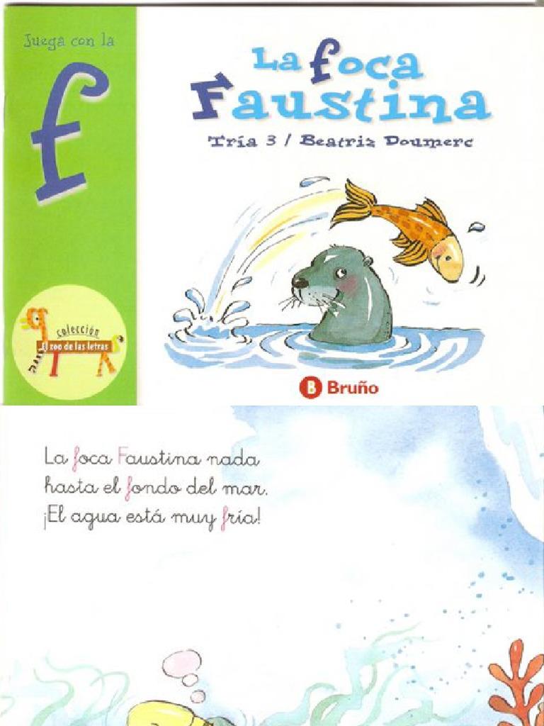 El Zoo De Las Letras La Foca Faustino 0 Pdf