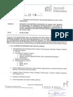DTI memorandum circular 20-08