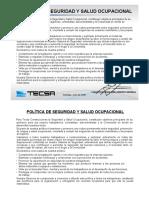 Politica_de_Seguridad_Tecsa_Construcciones