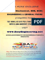 PERT _ CPM - AE - AEE - Civil Engineering Handwritten Notes- By EasyEngineering.net