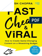 Fast, Cheap and Viral_ How to C - Aashish Chopra