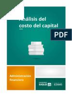 10 - Análisis del costo del capital.pdf
