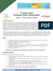 Summer School Munich 2011 Information-1
