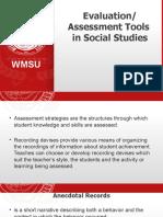 Evaluation-tools-in-social-studies