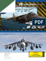 RAZBAM Harrier GR.7-GR.9 Aircraft Manual