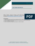 10) Gabel, R., Peralta, V., Paiva, R.A. y Aguirre, G. (2012)