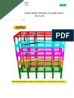 Diagram turunan rumus analisis gaya gempa SNI 1726 2012 CTS KE 8 Uli Suryansyah