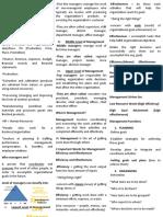 Resume Management I, II, III, IV, V, VI, VII (1)