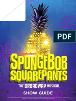 Spongebob Broadway Musical Showguide