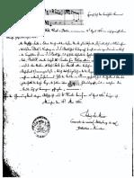 Bach partita 1006 per liuto manoscritto autografato