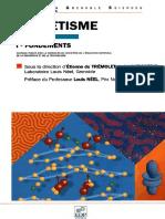 Magnétisme I - Fondements - E. Du Tremolet de Lacheisserie Et Al