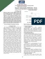 [5] I. P. MODEL, Industry Based Automatic Robotic Arm..pdf