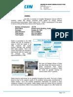 daikin - Company Profile