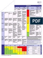 Enterprise Risk Matrix A3