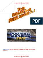 Tài liệu hướng dẫn game FM 2010