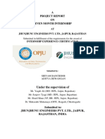 Project Report JEPL