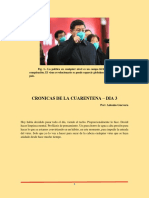Cronicas de Cuarentena Dia 3