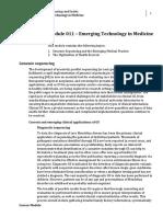 11 Emerging Technology in Medicine.pdf
