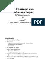 GFS_Keplersche Fassregel