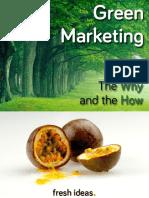 Green Marketing 1