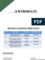 gypsum products shanvi.pptx